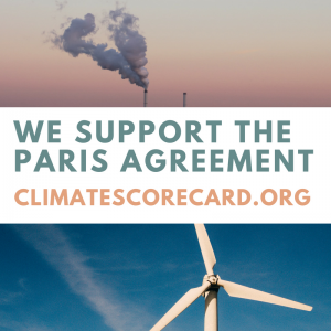 Support Climate Scorecard
