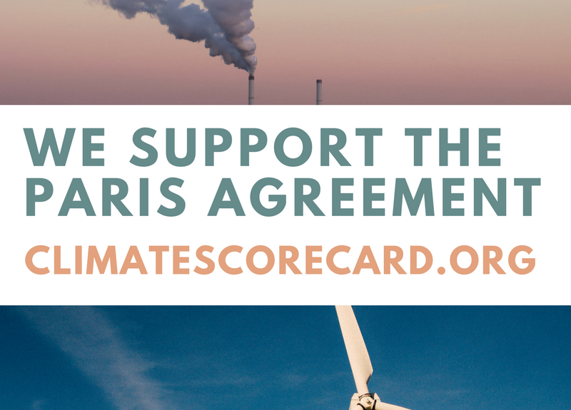 Support Climate Scorecard