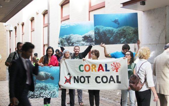 The Adani Carmichael Mega Coal Mine
