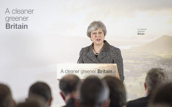 UK's 25 Year Environment Plan