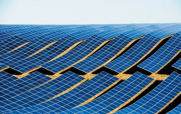 Saudi Arabia and Softbank Sign MOU to Build the World's Largest Solar Project
