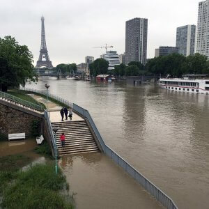 The Cost of Climate Change in France