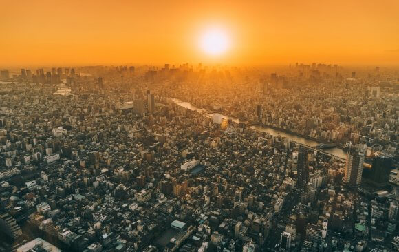 The Social Cost of Climate Change in Japan