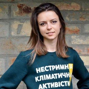Yevheniia Zasiadko