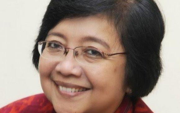 Indonesia Climate Leader 2019: Siti Nurbaya Bakar