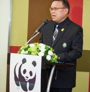 Thailand Climate Leader 2019: Dr. Wijarn Simachaya