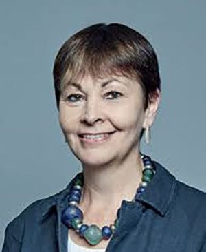 UK Climate Leader 2019: Caroline Lucas