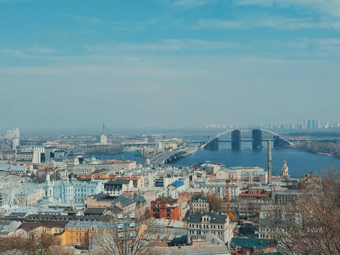 Ukraine Has the World's Lowest Carbon Tax