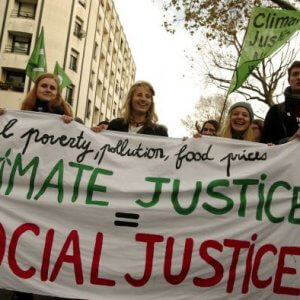 Global Spotlight Report #30: Countries Around the World Grapple with Climate Justice