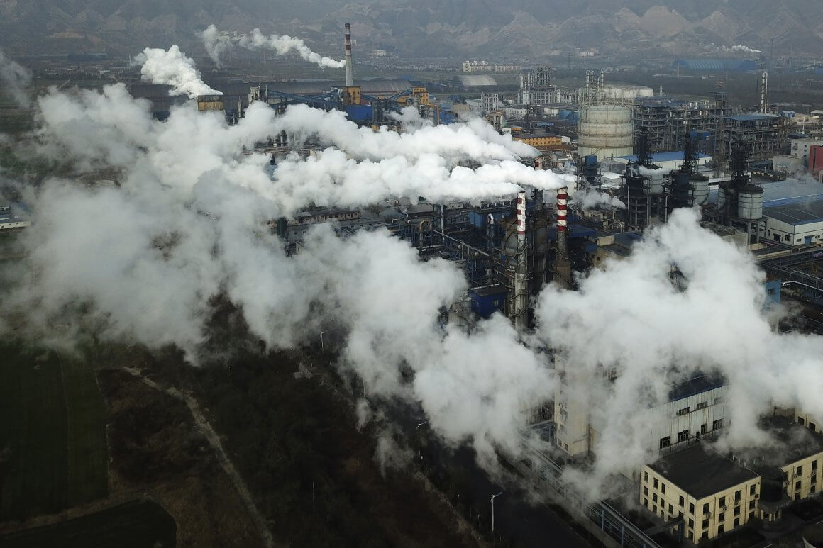 China Pledges to be Carbon Neutral by 2060
