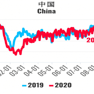 China's CO2 Emissions Have Been Constantly Increasing Over the Past Two Decades With a Steep Increase of 3.4% From 2018-2019