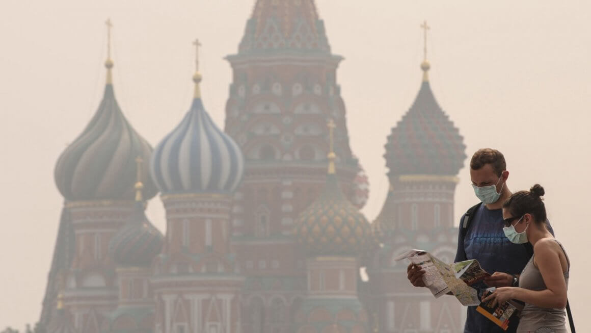 Greenhouse Gas Emissions in Russia Have Decreased by 26% Since 1990