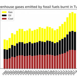 190% Increase in Greenhouse Gas Emissions in Turkey Since 1990